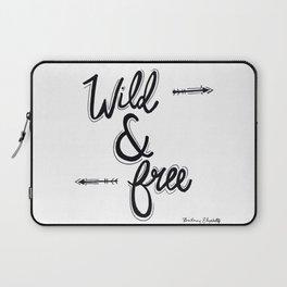 Wild & Free Laptop Sleeve