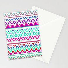 Neon Mix #2 Stationery Cards