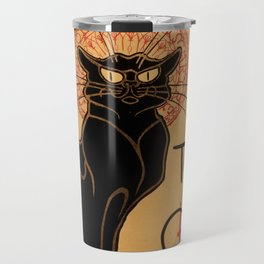 Tournée du Chat Noir de Rodolphe Salis (High Resolution) Travel Mug