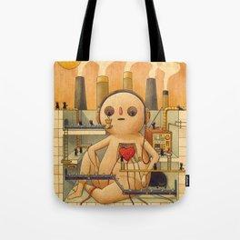 Feelings Factory Tote Bag