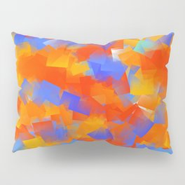 Patchy Pillow Sham