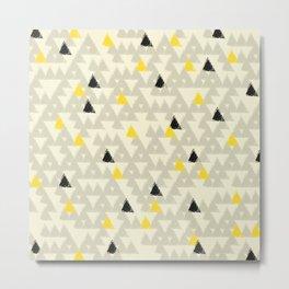 Bee Mountains II Metal Print