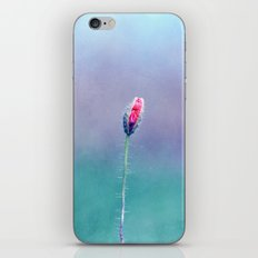 little poppy iPhone & iPod Skin