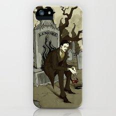 Edgar Allan Poe Slim Case iPhone (5, 5s)