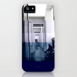 Trip on series #4 iPhone Case