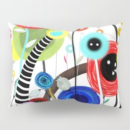Falling In Love at a Coffee Shop Pillow Sham