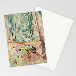 Oskar Moll Waldbach II 1920 Stationery Cards