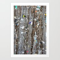 posters Art Prints featuring Posters by jmdphoto
