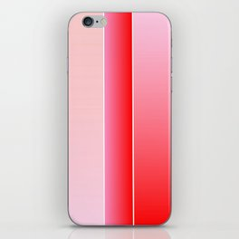 Pink Color iPhone Skin