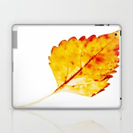 BE LIKE A LEAF #4 Laptop & iPad Skin