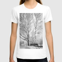 Pt. Iroquois Winter T-shirt