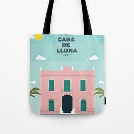 Casa de Lluna Tote Bag