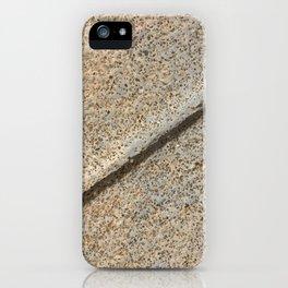 Concrete Style iPhone Case