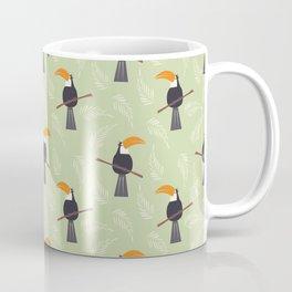 Toucan pattern 001 Coffee Mug