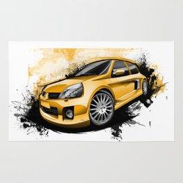 Renault Clio V6 Sport Rug