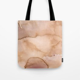 Beige effects Tote Bag