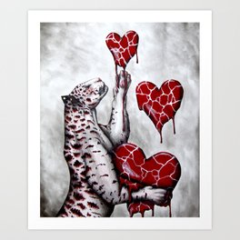 Love Collector Art Print