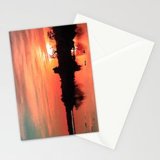 Fading Sun Stationery Cards