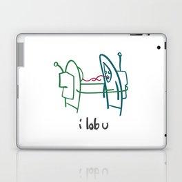 i lob u Laptop & iPad Skin