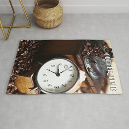 Coffee Time Rug