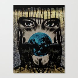 End of Enigma Canvas Print