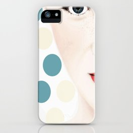 DOT BY DOT iPhone Case