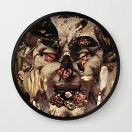 Glutton Wall Clock