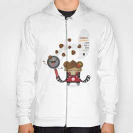 Roasted Chestnuts can save the world!!! Hoody