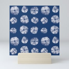 Kumo shibori Mini Art Print