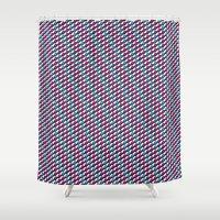 hats Shower Curtains featuring Spatt Hats by spatt313