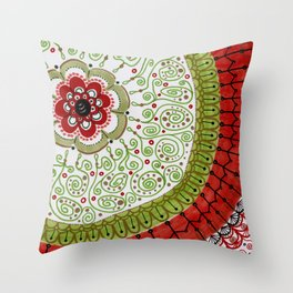 Happy EVERYTHING! Throw Pillow