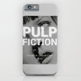 Pulp Fiction | Quentin Tarantino iPhone Case