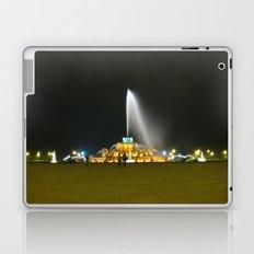 Fountain #1 Laptop & iPad Skin
