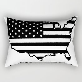 BACK TO BACK WORLD WAR CHAMPS T-SHIRT Rectangular Pillow
