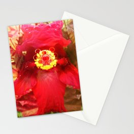 double red Stationery Cards