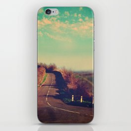 The Road Ahead iPhone Skin