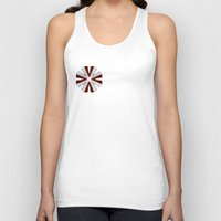 resident evil Tank Tops featuring Corporate Evil by PsychoBudgie