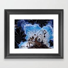 BBQSHOES: Fractal Design 103985 Framed Art Print