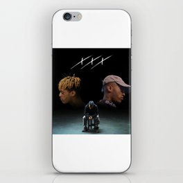 Triple X Dual Self iPhone Skin