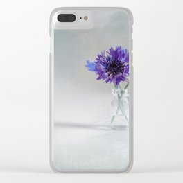 canvas_still-life_002 Clear iPhone Case