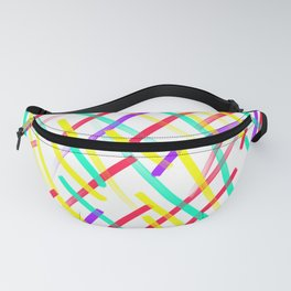 Brush Strokes 1 Fanny Pack