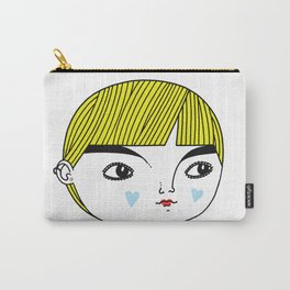 That Girl Carry-All Pouch
