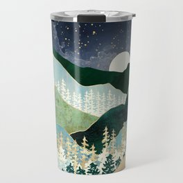 Spring Night Vista Travel Mug