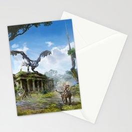 Dublin [Horizon Zero Dawn] Stationery Cards