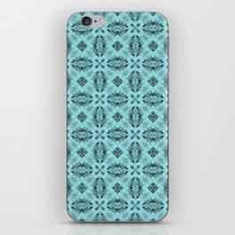 Island Paradise Diamond Floral iPhone Skin