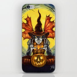 From the Dust to the Grave iPhone Skin