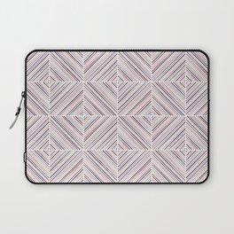 Herringbone Diamonds - Mauve Laptop Sleeve
