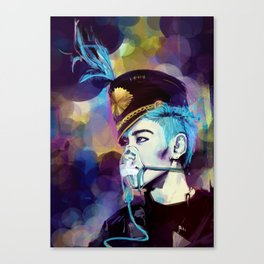 Still Alive Canvas Print