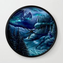 Nordiska Skogen Wall Clock