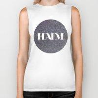 haim Biker Tanks featuring HAIM by Elianne